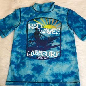 Other - Beach rash guard shirt size kids XL 16/18